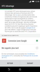 HTC Desire 820 - Premiers pas - Créer un compte - Étape 24