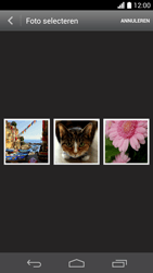Huawei Ascend P6 LTE - MMS - Afbeeldingen verzenden - Stap 14