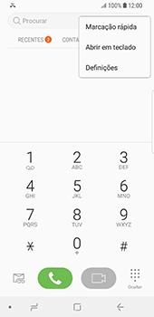 Samsung Galaxy S9 - Chamadas - Como bloquear chamadas de um número -  6