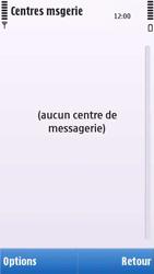 Nokia C6-00 - SMS - configuration manuelle - Étape 7