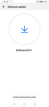 Huawei Mate 20 Pro - Toestel - Software update - Stap 7
