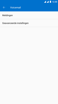 OnePlus 3 - Android Oreo - Voicemail - Handmatig instellen - Stap 9