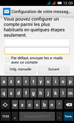 Alcatel OT-4033X Pop C3 - E-mail - Configuration manuelle - Étape 10