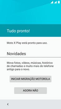 Motorola Moto X Play - Primeiros passos - Como ativar seu aparelho - Etapa 15
