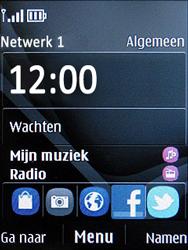 Nokia C2-05 - Bellen - in het buitenland - Stap 9