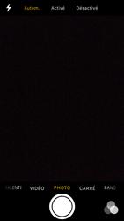 Apple iPhone SE - Photos, vidéos, musique - Prendre une photo - Étape 5