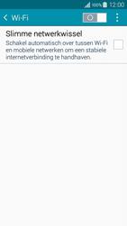 Samsung A300FU Galaxy A3 - Wifi - handmatig instellen - Stap 5