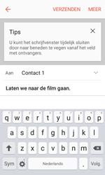Samsung Galaxy Xcover 3 VE - E-mail - Hoe te versturen - Stap 9