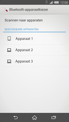 Sony D6503 Xperia Z2 - Contactgegevens overzetten - delen via Bluetooth - Stap 12