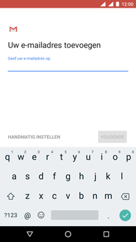 Nokia 6.1 (Dual SIM) - E-mail - Account instellen (POP3 zonder SMTP-verificatie) - Stap 8