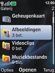 Nokia 6600i slide - MMS - Afbeeldingen verzenden - Stap 12