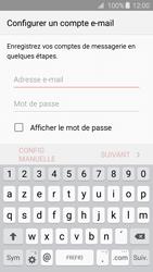 Samsung A3 (2016) - E-mail - Configuration manuelle - Étape 5