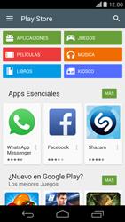 Motorola Moto X (2ª Gen) - Aplicaciones - Tienda de aplicaciones - Paso 18