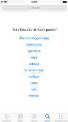 Apple iPhone 6 iOS 8 - Aplicaciones - Descargar aplicaciones - Paso 11