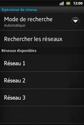 Sony ST27i Xperia Go - Réseau - utilisation à l'étranger - Étape 12