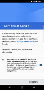 Samsung Galaxy S8 Plus - E-mail - Configurar Gmail - Paso 14