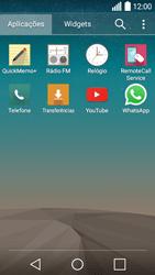 LG Y50 / LEON - Aplicações - Como configurar o WhatsApp -  4