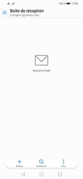 Huawei Mate 20 Lite - E-mail - 032b. Email wizard - Yahoo - Étape 3