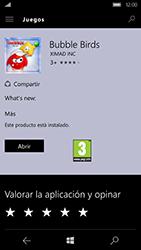 Microsoft Lumia 950 - Aplicaciones - Descargar aplicaciones - Paso 16