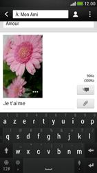 HTC Desire 601 - MMS - envoi d'images - Étape 17