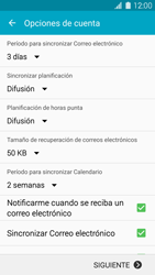 Samsung G900F Galaxy S5 - E-mail - Configurar Outlook.com - Paso 8