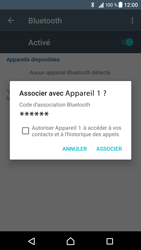 Sony Xperia XZ - Android Nougat - Bluetooth - connexion Bluetooth - Étape 9