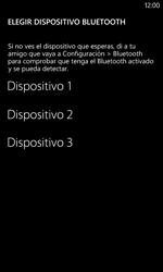 Nokia Lumia 520 - Bluetooth - Transferir archivos a través de Bluetooth - Paso 13