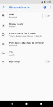 Google Pixel 2 XL - Internet - Activer ou désactiver - Étape 5