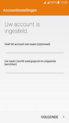 ZTE Blade V8 - E-mail - Handmatig instellen - Stap 22