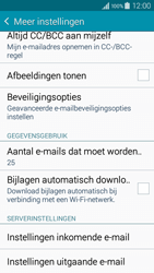 Samsung A300FU Galaxy A3 - E-mail - Instellingen KPNMail controleren - Stap 18