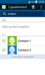Samsung Galaxy Xcover 3 (SM-G388F) - Contacten en data - Contacten overzetten via Bluetooth - Stap 7