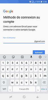 Samsung Galaxy A6 - Applications - Créer un compte - Étape 11