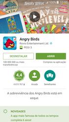 Samsung Galaxy J5 - Aplicações - Como pesquisar e instalar aplicações -  19