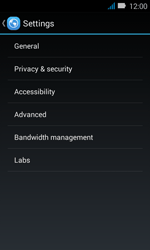 Huawei Y3 - Internet - Manual configuration - Step 22