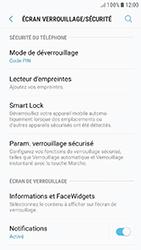 Samsung Galaxy J5 (2017) - Sécuriser votre mobile - Activer le code de verrouillage - Étape 12