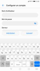 Huawei P9 Lite - Android Nougat - E-mail - Configuration manuelle - Étape 10