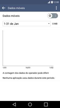 LG G4 - Internet no telemóvel - Como ativar os dados móveis -  5