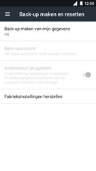 Nokia 5 - Resetten - Fabrieksinstellingen terugzetten - Stap 5