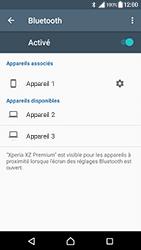 Sony Xperia XZ Premium - Bluetooth - connexion Bluetooth - Étape 10