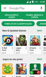 Alcatel Pixi 4 - Aplicativos - Como baixar aplicativos - Etapa 4