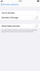 Apple iPhone 6s - iOS 13 - Internet - Utilisation à l