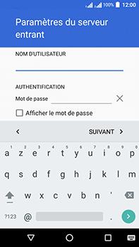 Acer Liquid Zest 4G Plus - E-mail - Configuration manuelle - Étape 15