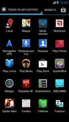 Motorola XT910 RAZR - Aplicativos - Como baixar aplicativos - Etapa 3