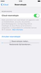 Apple iPhone 6 met iOS 9 (Model A1586) - Beveiliging en ouderlijk toezicht - iCloud synchroniseren - Stap 7