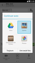 Huawei Ascend G6 - MMS - Envoi d