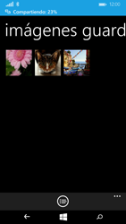 Microsoft Lumia 535 - Bluetooth - Transferir archivos a través de Bluetooth - Paso 12