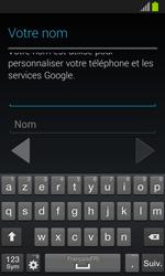 Samsung Galaxy S3 Mini - Premiers pas - Créer un compte - Étape 11