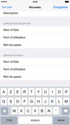 Apple iPhone 6 Plus iOS 8 - E-mails - Ajouter ou modifier un compte e-mail - Étape 14