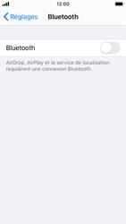 Apple iPhone SE - iOS 13 - Bluetooth - connexion Bluetooth - Étape 6