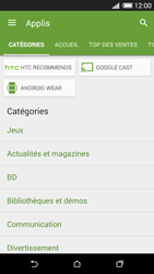 HTC Desire 820 - Applications - Télécharger une application - Étape 6